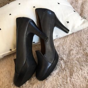 Clark's collection cushion soft heels